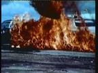 احراق مليون دولار (الأرض الان)