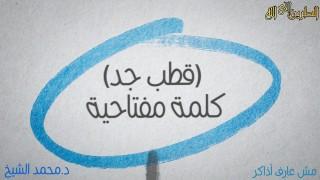 مذاكرة قطب جد/ د.محمد الشيخ