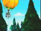البالون الحراري  (بندق وبرعم)