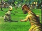 الحلقة 46-45(عالم الديناصورات)