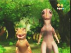الحلقة 91-90(عالم الديناصورات)