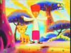نمور و الزرافة (النمر الصغير)