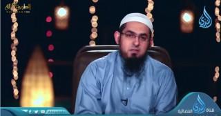 هنا بكى الصديق / الشيخ محمد سعد (مقطع من برنامج الصديق الأسيف)