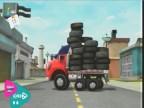 اللعب بلا اي تحطيم (مدينة الشاحنات)