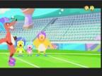 كرة القدم  (اينا ومينا و ديكا )