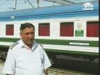 الحلقة 9 (عبر القطار)
