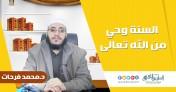 السنة وحي من الله تعالى | د.محمد فرحات