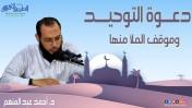 دعوة التوحيد وموقف الملأ منها   د.أحمد عبد المنعم