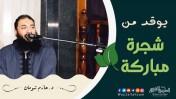 يوقد من شجرة مباركة | د.حازم شومان