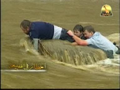 انقاذ طفل (أخطار في الطبيعة)
