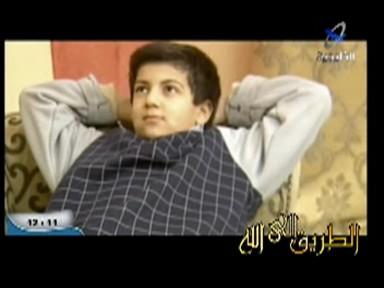 رسالة أب إنشاد محمد هاشم