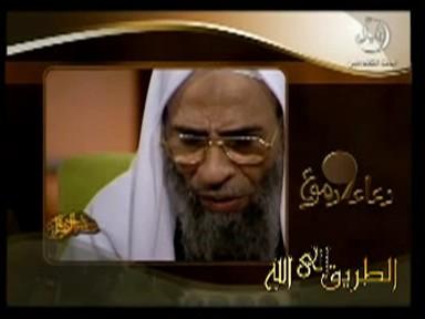 دعاء الشيخ جمال عبدالهادي لأهل غزة 2