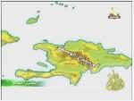 3- كوبا وجزر الانتيل (أطلس العالم)