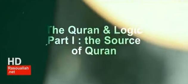 Quran Logic Part I