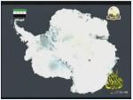 10- القطب الجنوبي (أطلس العالم)
