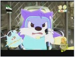 الحلقة 24 (القط الأزرق)