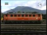 قطار بركان اتنا (عبر القطار)