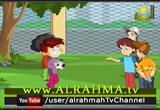 حلقة ا رمضان -بر الوالدين (كرتون أنا مسلم)