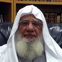 الشيخ عبد الله شاكر