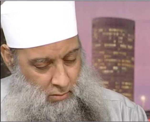 إضغط لمشاهدة ''نصيحة الشيخ الحويني لمن يريد أن يتوب ''