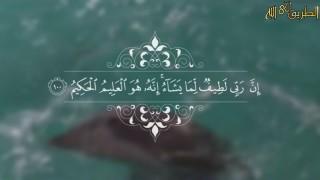 إضغط لمشاهدة ''الطف بنا يا لطيف / الشيخ نبيل العوضي ''