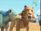 إضغط لمشاهدة ''يوم في البرية (الديناصور العنيد) ''