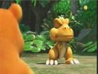 إضغط لمشاهدة ''الحازوقة المزعحة  (الديناصور العنيد) ''