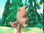 إضغط لمشاهدة ''الدب الثالث  (بندق وبرعم) ''