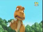 إضغط لمشاهدة ''الحجر الاحمر  (الديناصور العنيد) ''