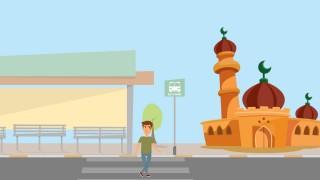 إضغط لمشاهدة ''خطواتك إلى المسجد / الشيخ أحمد جلال ''