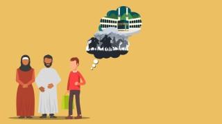 إضغط لمشاهدة ''كأجر الحاج والمعتمر والمجاهد / الشيخ أحمد جلال ''