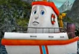 قارب الأنقاذ