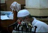 كيف تحاسب نفسك (من  مسجد)