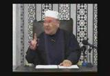 دافع الاستقامة الإيمان بالله (9-1-2009)
