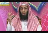 صفات النبي صلى الله عليه وسلم الخلقية 5-الرحمة 3( 16/8/2014) شمائل المختار