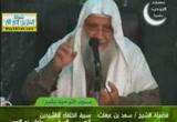 عثمان مع رسول الله صلى الله عليه وسلم