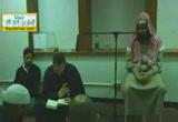 الدرس 4 من تفسير سورة الحجرات من الآية( 11) تعظيم حرمات المسلمين- سورة الحجرات