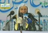خالد بن الوليد - محاضرة بالكلية الحربية
