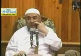 63 -الترهيب من الغضب والترغيب في دفعه وكظمه وما يفعل عند الغضب