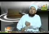حكم المرور بين يدى المصلى (12/7/2009) فقه العبادات