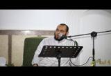 تفسير سورة الفتح ( آية 2 - آية 8)  مسجد البدر بالمنصورة 16-4-2016