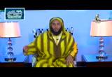 الحلقة السادسة والعشرون (أخلاق النبي-صلى الله عليه وسلم-)  أشذاء وأنداء