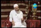 لقاء مع الشيخ صفوت حجازى ( خيمة الدعوة ) 22/8/2009