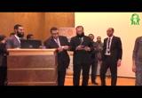 حفلالختاموسحبجوائزالعمرةبالمؤتمرالسنوىالتاسعللإعجازالعلمى