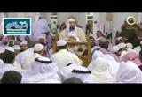 باب ما جاء في عبادة رسول الله الجزء 3 - مجالس في السيرة النبوية