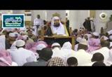 باب ما جاء في عبادة رسول الله الجزء 6 - مجالس في السيرة النبوية