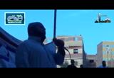 خطبة عيد الأضحى من مسجد قباء بالهرم (2015)