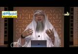 المحاضرة الحادية عشر - كان رسول الله إذا كره شيئاً عرف في وجهه( 21/10/2017)السيرة