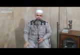 الدين ليس لزقة بغراء...لكنه يحتاج الى محافظة( 2/11/2012)