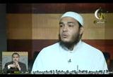 الشباب بين الطاعة والخيم الرمضانية 2 (1/9/2009) نسائم الرحمة